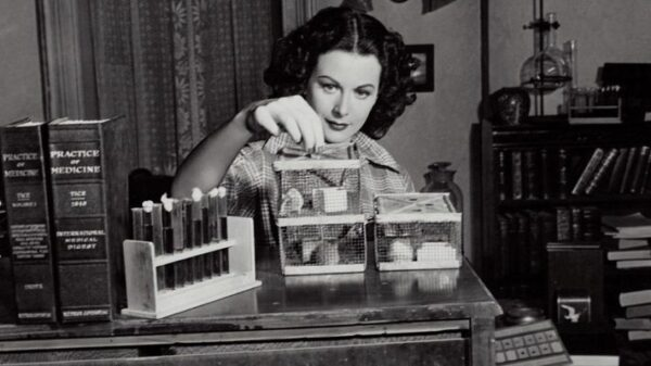 Biography - Hedy Lamarr And Invention