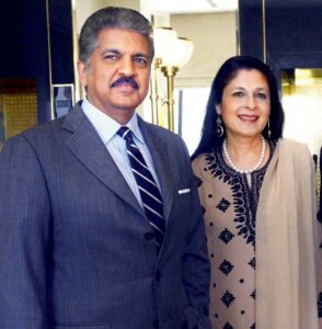 Who Is Anand Mahindra| Early Life, Facts & Biography